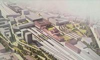"""Architektūrines dirbtuves """"Vilniaus Connect"""" projektui ketinama pradėtirudenį"""