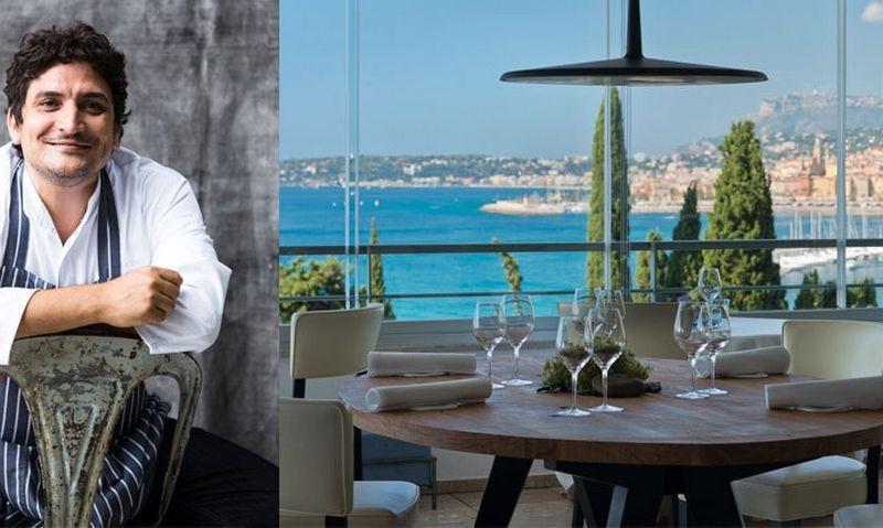 """Geriausio 2019 m. restorano """"Mirazur"""" virtuvei vadovauja šefas Mauro Colagreco. www.theworlds50best.com nuotr."""