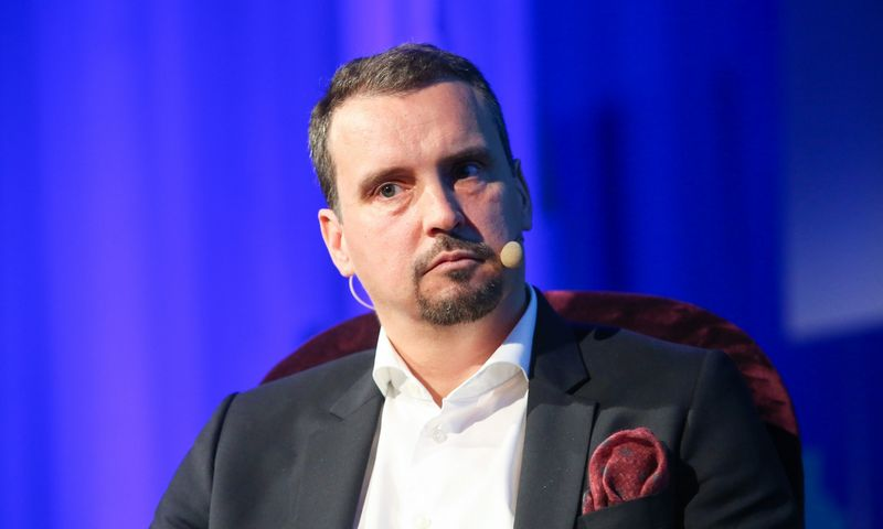 Aivaras Abromavičius, verslininkas, investuotojas. Vladimiro Ivanovo (VŽ) nuotr.