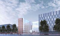 """""""Hanner"""" verslo centro architektūriniame konkurse – 9 idėjos"""