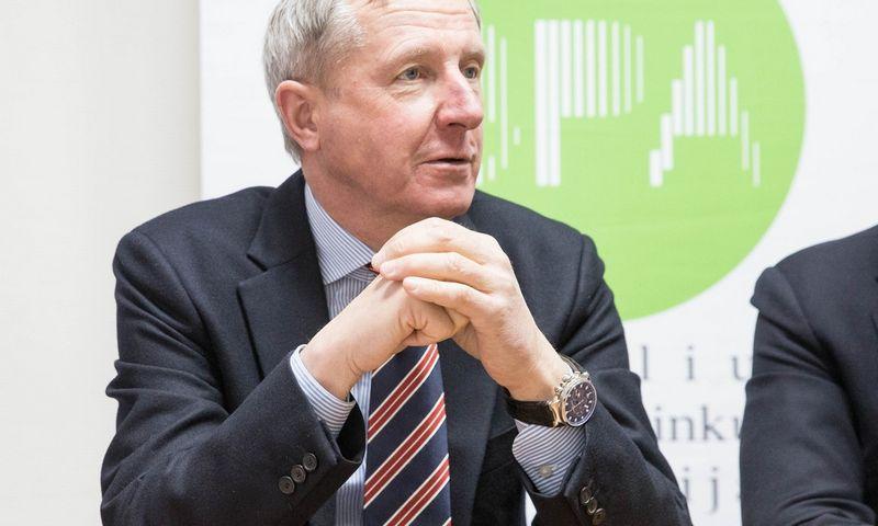 """Alvydas Stulpinas, UAB """"Putokšnis"""" savininkas. Juditos Grigelytės (VŽ) nuotr."""