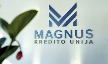 """Kredito unija """"Magnus"""" suteikė 3 mln. eurų paskolą projektui """"Elija"""" vystyti"""