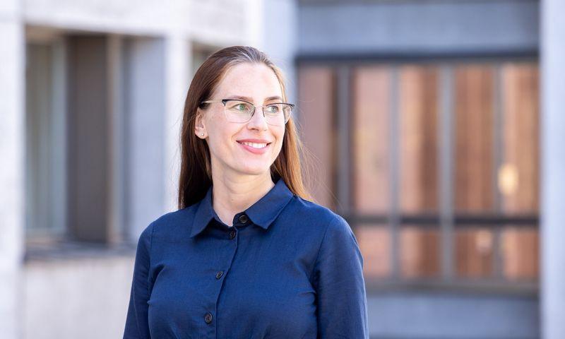 Agneta Skardžiuvienė, lygių galimybių kontrolierė. Juditos Grigelytės (VŽ) nuotr.