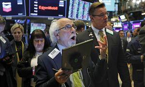 FED pagalvė užliūliavo finansų rinkas