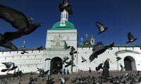 Miestą prie Maskvos regi kaip stačiatikių Vatikaną