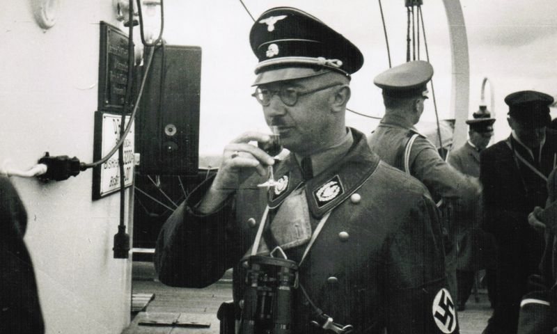 """Partizaninį vilkolakių judėjimą 1944 m. įkūrė esesininkų lyderis Heinrichas Himmleris. """"Scanpix"""" nuotr."""