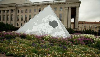 Atgimsta diskusijos dėl Seimo fontano