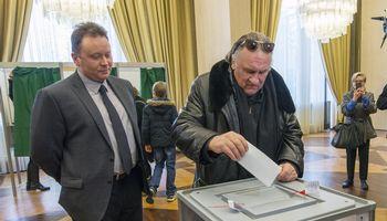 G. Depardieu vengia mokesčių irRusijoje