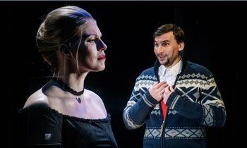 Teatras: pagrindinis praėjusio sezono veikėjas – dūmai