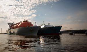 Į Klaipėdą atplaukia didelis SGD krovinys
