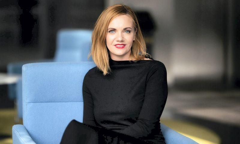 """Rasa Zaščiurinskaitė, naujoji """"Cobalt"""" partnerė. Advokatų kontoros nuotr."""