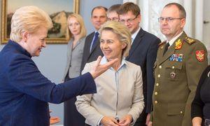 R. Karoblis: siūloma EK pirmininkė neturi iliuzijų dėl Rusijos