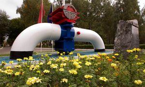 Rusija valo užterštą vamzdyną ir naftos verslo mundurą