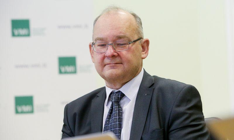 Artūras Klerauskas, VMI viršininko pavaduotojas. Vladimiro Ivanovo (VŽ) nuotr.