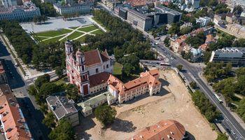 Atnaujintas Šv. Jokūbo ligoninės konversijos architektūrinis konkursas