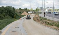 Vilniaus dviračių takų tinklas tankėja: tiesiama dar viena jungtis