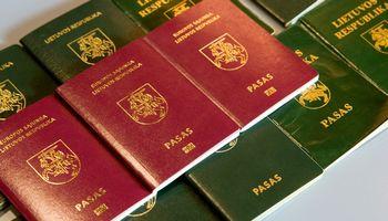 Galingiausių pasų indeksas: Lietuva – 9-a pasaulyje