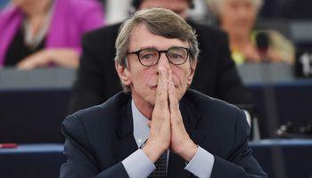 Naujasis EP pirmininkas – socialistas D.-M. Sassoliiš Italijos