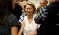 ES lyderių derybųfinišą laimėjusiUrsula von der Leyen vis dar laikoma netikėtumu