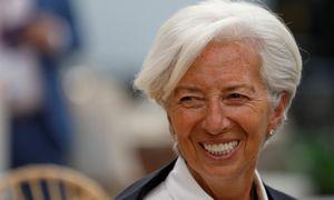 Būsima ECB vadovė: kotikėtis skolininkams ir finansų rinkoms