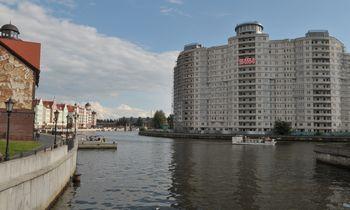 Į Kaliningradą atvyko pirmieji turistai su e. vizomis