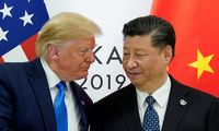 JAV ir Kinija vėl bandys susitarti dėl prekybos
