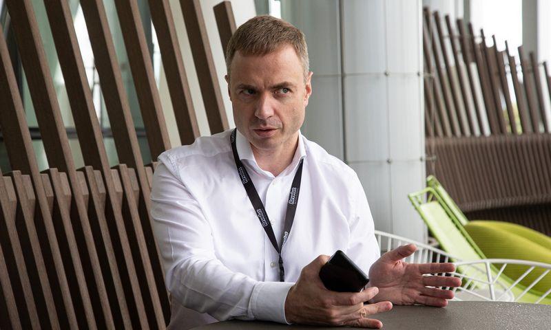 """Virgilijus Mirkės, """"Revolut Bank"""" vadovas. Vladimiro Ivanovo (VŽ) nuotr."""