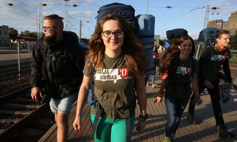 """""""Misija Sibiras"""" ekspedicija, 2017 m. Vidmanto Balkūno (""""15min""""/""""Scanpix"""") nuotr."""