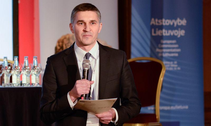 Jaroslavas Neverovičius, buvęs energetikos ministras. Aušros Barysienės (VŽ) nuotr.
