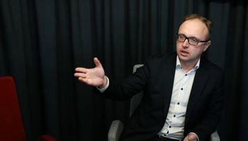 """Prekybos įmonių asociacijos tarybos pirmininkas – """"Rimi"""" vadovas G. Bandzevičius"""