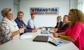 2018 m. Transtira grupės transporto veiklos pajamos augo nuosekliai, transporto parke – daugiau nei 1000 nuosavų vilkikų