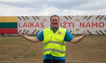 Lietuvos patriotas iš Rusijos: gyventi Lietuvoje man nesunku