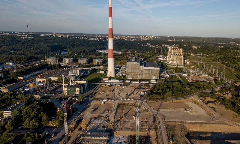 """""""Lietuvos energija"""" domisi dronais, nes svarsto naudoti juos savo ir grupės įmonių infrastruktūros priežiūrai. Vladimiro Ivanovo (VŽ) nuotr."""
