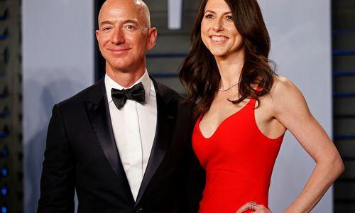 """Amazon"" įkūrėjo skyrybų sąskaita – 38,3 mlrd. USD"