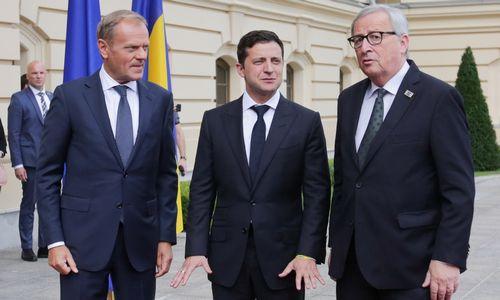 ES lyderiai pažadėjotęsti sankcijas Rusijai, kol ši neįgyvendins Minsko susitarimų