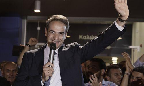 """Konservatorių """"Naujoji demokratija""""turės absoliučią daugumąGraikijos parlamente"""