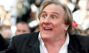 G. Depardieu aukcione parduoda savo restoraną Paryžiuje