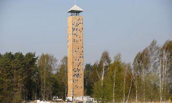 Birštone atidaromas aukščiausias Lietuvoje apžvalgos bokštas