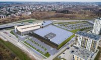 Vilniaus Pašilaičiuose planuojamas 22.000 kv. m prekybos centras