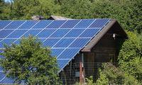 Saulės elektrinėms iršildymo katilams pasikeistiskirti dar5 mln. Eur