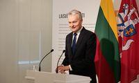 Aiškėja,kas dirbs su prezidentu G. Nausėda