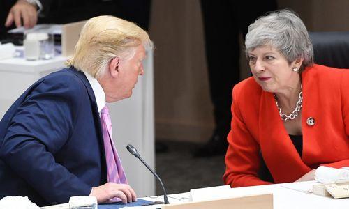 JAV ir Jungtinė Karalystė – diplomatinio kivirčo sūkuryje