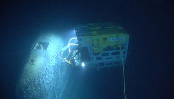 Prieš 30 metų paskendęs rusų laivas skleidžia galingą radiaciją