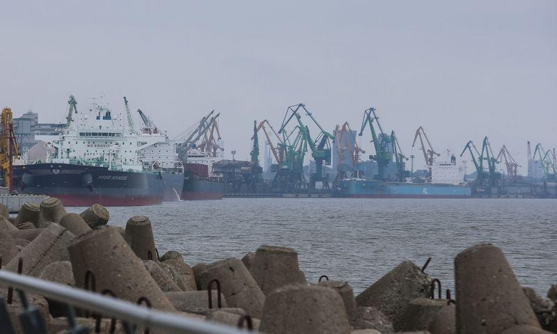 Klaipėdos jūrų uostas. Vladimiro Ivanovo (VŽ) nuotr.