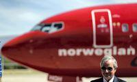 """Traukiasi """"Norwegian Air"""" vadovas"""