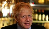 B. Johnsonas tvirtai žengia link britų premjero kėdės