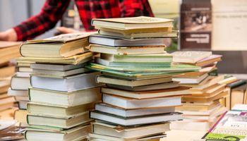 Blokuojama knygų talpinimo interneto svetainė