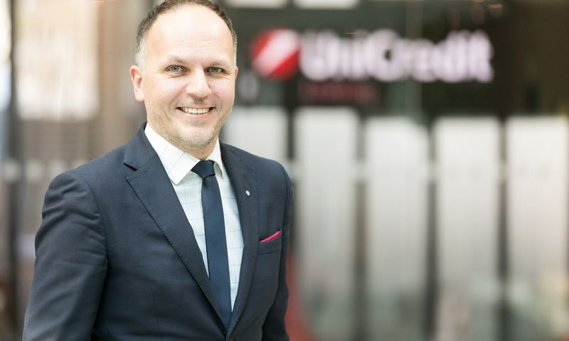 """Laimonas Belickas, turto finansavimo įmonės """"UniCredit Leasing"""" Lietuvoje vadovas."""