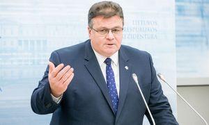 L. Linkevičius: Rusijos planai švęsti Vilniaus ir Kauno užėmimą – nepriimtini