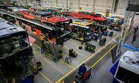 """""""Solaris"""" gavo didžiausią elektrinių autobusų užsakymą Europoje"""